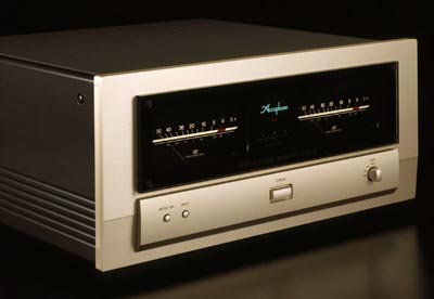 The Accuphase P5000 Stereo Power Amplifier