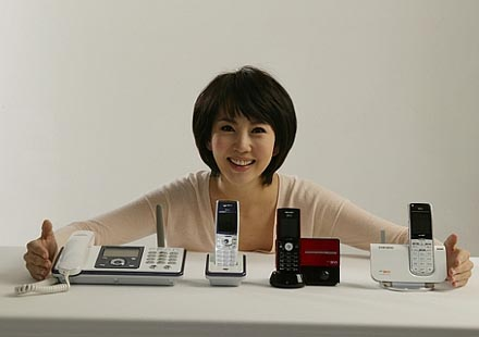 Kim-Lin Dang 'Encompassing' the Samsung Electronics 2006/7 business and consumer range