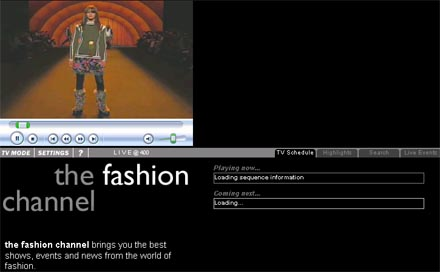 Fashion TV, via Channelchooser