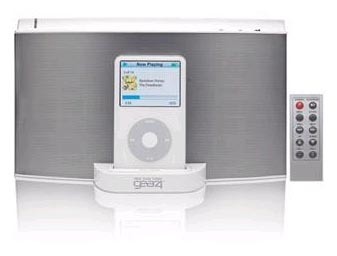 GEAR4 HouseParty II iPod speaker system